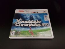 Xenoblade Chronicles 3D [New 3DS] [New Nintendo 3DS] [Brand New Factory Sealed!]