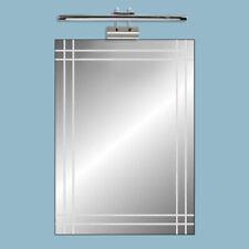 Lampada led da parete applique specchio bagno luce 6500k e 4000k 7 watt
