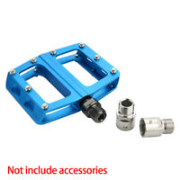 Bicycle Bike Screw Bearing Pedal Extenders for 916 Inch Cranksets Spacers