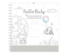 Hello Baby Record Book Hello Baby Keepsake Journal Record Book By Milestone