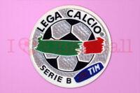Italy League Serie B 2004-2008 Sleeve Velvet Soccer Patch / Badge