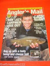ANGLERS MAIL - HEMP & CHEESE BALL - JULY 22 2000