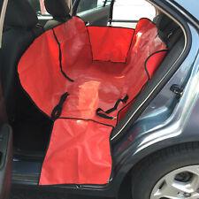 Car Rear Heavy Duty Waterproof Pet Dog Car Hammock Back Seat Cover Mat12229