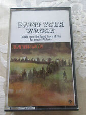 PAINT YOUR WAGON - ORIGINAL SOUND TRACK RECORDING 1969 PARAMOUNT PAPER LABEL