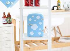 Mini Portable Refrigerator 4L Cooler & Warmer for cosmetic Fridge SKY