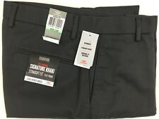 GENUINE LEVIS DOCKERS D2 SIGNATURE KHAKI STRAIGHT FIT FLAT FRONT MENS TROUSERS