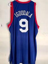 Adidas Swingman NBA Jersey Philadelphia 76ers Andre Iguodala Blue sz 2X