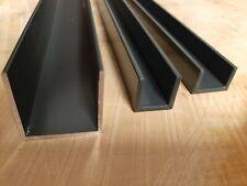 Aluprofil U-Profile U Winkel Aluminiumprofil Anthrazit RAL 7016 Pulverbeschicht