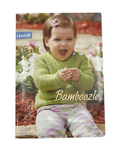 Lincraft Knitting Patterns - 5 BABY DESIGNS - 0 to 24 Months in Bamboozle Yarn