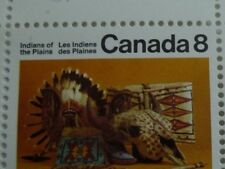 CANADA # 563 VARIETY short n in plains mnh