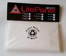 "Photoflex Fabric for LitePanel Frame White Translucent 39x72"", 1x1.8m *NEW*"