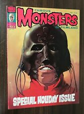 FAMOUS MONSTERS OF FILMLAND #123 -- March 1976 -- VF- or Better