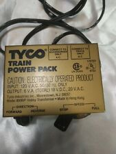 HO TYCO electric power pack MODEL NO. 899 HOBBY TRANSFORMER 1970's