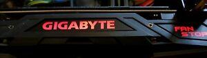 GIGABYTE NVIDIA GeFore GTX 1070 8Go GPU