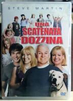 DVD UNA SCATENATA DOZZINA Film Commedia per famiglie Cinema Video Movie