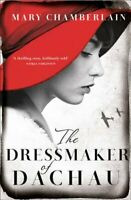 The Dressmaker of Dachau by Chamberlain, Mary Book The Fast Free Shipping