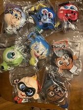2020 McDonald's Disney Pixar Celebration Happy Meal - Complete Set Of 8