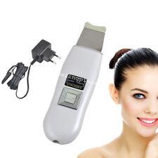 Portable Facial Ultrasonic Ultrasound Ion Skin Scrubber Care Beauty Machine FDA