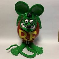 RAT FINK Wacky Wobbler Funko Hot Rod Character Goods Figure Doll Toy