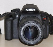 Canon EOS Rebel T5i DSLR Camera With 18-55 IS Lens 11106-1