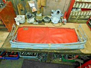 MG Midget, Austin Healey Sprite, Convertible Top Frame, Complete w/ Latches, !!