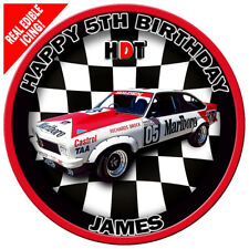 Torana 05 Brock Car Edible Icing Image Personalised Party Decoration Cake Topper