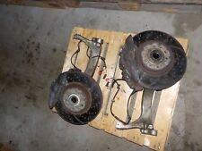 Satz original Audi S6 4B 4,2l V8 Radnaben Radlager Bremsanlage HP2 Bremse vorne