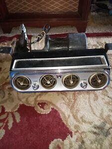 vintage 1965 Ford Truck under dash air conditioner