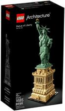 Statue of Liberty LEGO® Architecture NEW YORK NEW SEALED