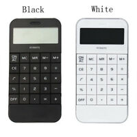 Student Office School Supplies Fashion Mini Electronic Digit Solar Calculator f