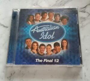 Australian Idol: The Final 12 by The Final 12 (CD, Nov-2003, BMG (distributor))