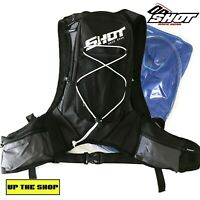 New Shot Race Gear Hydro 2ltr Hydration Back pack Motorcycle Enduro Trail MTB