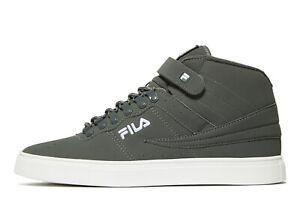 🔥 Authentic Exclusive Fila F13 Oxidize ® ( Men Size UK 8 - 10 ) Grey / White 🔥