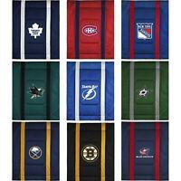 NHL Hockey Comforter - Sports League Logo Bedding Teen Bedroom - Pick Your Team
