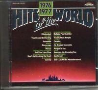 Hits of the World 1976/77 Pussycat, Bee Gees, Abba, Harpo, Ferrari, Bacca.. [CD]