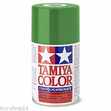 Tamiya # 300086025 PS-25 100 ml Vert clair En polycarbonate Couleur