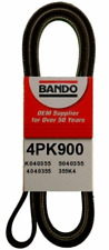 A/C Drive Belt BANDO 4PK900B Fits: Mitsubishi, S Forester, K Rio, H Accent +