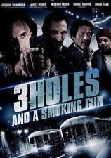 3 Three Holes and a Smoking Gun - Richard Edsen LIKE NEW - DVD free S&H?