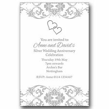 buy anniversary invitation cards ebay