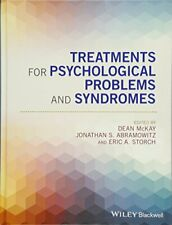 Treatments for Psychological Problems and Syndr, McKay, Abramowitz, Sto HB+=