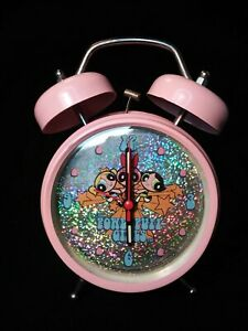 Power Puff Girl Alarm Clock