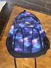 HIGH SIERRA Backpack Space Galaxy Stars Women