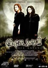 Ginger Snaps III - Der Anfang (Einzel-DVD) [DVD] [2004] gebr.-gut