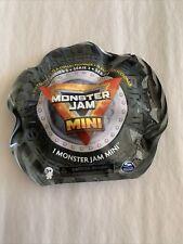 2021 Spin Master Monster Jam Mini Series 2 #22 MEGALODON  Gold CHASE SEALED!!!!