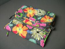 Vera Bradley Travel Hanging Organizing Bag - Multi-flowers - Quilted - f ck