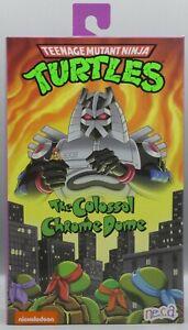 NECA Teenage Mutant Ninja Turtles ULTIMATE CHROME DOME TMNT Cartoon