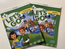 Let's Go 5th Edition Student Book And Workbook Level 4 With CD- ROM