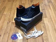 CONVERSE X UNDEFEATED POORMAN WEAPON HI BLACK 107534 SIZE 10