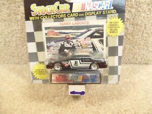 1990 Racing Champions 1:64 NASCAR Properties Terry Labonte Majik Oldsmobile #1