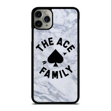 ACE FAMILY MARBLE LOGO iPhone 6/6S 7 8 Plus X/XS XR 11 Pro Max Case Phone Cover